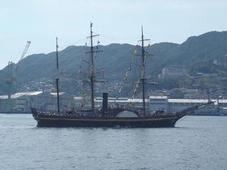 長崎帆船まつり2010(観光丸).jpg